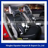 promotional car seat cover leather material on hot selling                                                                                                         Supplier's Choice