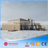 China Factory Supply Steel Materials, Structural Steel Warehouse, Wholesale Steel Prefabricated House