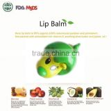 cute lip gloss container hot Lip Care product hot item direct factory price