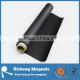 Large width rubber magnet china manufacturer flexible magnet sheets roll