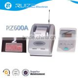 INQUIRY about ticket dispenser for electronic queue management system