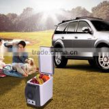 Cooler Car Electric Fridge Portable Auto 12v /Travel Food Heater Refrigerator 6L