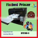 digital uv printer for CD/DVD/VCD printing