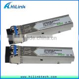 Single-Mode Fiber Optic 1.25G 1310nm 20km Transceiver Module Compatible Huawei SFP-GE-LX-SM1310