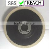 Wool Felt Glassfiber Polishing Wheels