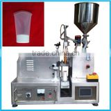 Ultrasonic Auto plastic Tube Filling Sealing Machine for Mascara/Hair Conditioner/Cream Paste