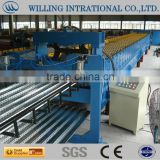 floor deck roll forming machine/steel decking forming machine/metal decking forming machine