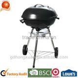 Steel Metal Type and High Temperature Resistant Painted Finishing Charcoal Gauge BBQ Smoker Grill parrilla parrillas de ladrillo