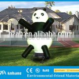 Small Inflatable Panda Air Dancer for Advertising Decoration/Small Inflatable Air Dancer