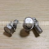8.8 grade hot dip galvanizing bolts with washers