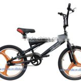 factory price 20inch one set rim disc brake with mini BMX bike