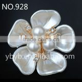 2016 pearl petal DIY hair accessories DIY phone beauty alloy accessories factory-928