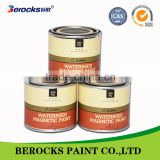 Berocks strong adhesion magnetic paint (water based)
