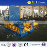 Aupu coke bottle baler facility with conveyor