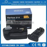 PIXEL vertax holder pack D14 battery grip for NIKON D600 D610 MB-D14