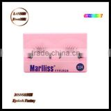 Best quality premium silk eyelashes, Marlliss blink 524 false lashes