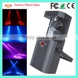CE LVD EMC FCC DJ Intimidate Scan 305 IRC Cover Larger Areas Split Beam 60w LED Scan Light