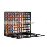 Europe and the United States sell like hot cakes cardboard 88 color cosmetic box, beautiful fashion eye shadow box