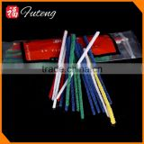 Wholesale 50pcs/lot 16.5cm Regular Long Cotton Tobacco Smoking Pipe Absorbent Strong Cleaner Tools