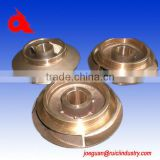 jet bronze water pump impeller