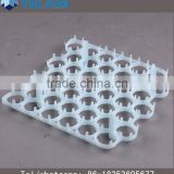 chicken incubator used 42 plastic quail egg tray
