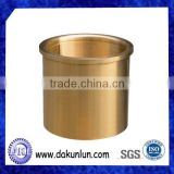 Bronze Bushing/Slide Copper Bush/Flanged Brass Bimetal Bushing/OEM Avialable