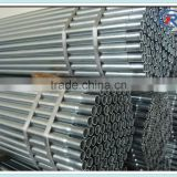 galvanized welded steel pipe carbon steel tube