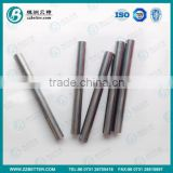 TiC based cermet rods/Titanium carbide rods with one straight hole