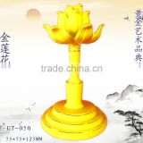 Good Quality 24k gold lotus flower for gifts