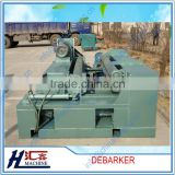 4 feet log debarking and rounding machine for big log in plywood factory