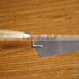 OEM bricklaying tools,stainless steel blade,bricklayer tools with wooden handle,hand tools