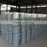 DOUBLE STRAND barbwire WIRE BWG 15