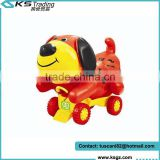 New Arrival Dog Child Car for Toy in Mix Colour