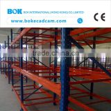 2016 new products storage warehouse equipment stainless steel heavy duty shelving product