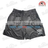 simply style sublimation basketball pants clubs basketball wear basketball shorts white and black color