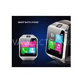 Fashion Portable Bluetooth Smartphone Watch / Mobile Phone Wrist Watch