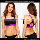 Custom Sexy Young Ladies Designer Sports Bra,Bodybuilding Sexy Sports Bra for Women