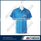 sublimation cricket uniforms/cricket jersey pattern/sport t-shirts cricket
