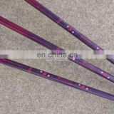 taper tip graphite iron shafts