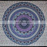 Large Indian Mandala Tapestry Hippie Hippy Wall Hanging Throw Bed Blanket Throw Wall Hanging Wall decor picnic art Wholesale