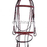 Buy New Handmade Trendy Design Comfortable Genuine Leather Horse Bridle