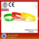 Solid Color Silicone Bracelet