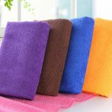 80% Polyester and 20% Ployamide Warp Knitted Towels Gym Towel