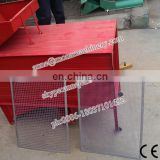 Hot selling cocoa bean winnowing machine grain winnowing machine with low price