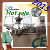 Automatic soft tube paste filling sealing machine/plastic tube filling sealing machine TIGER SH60A