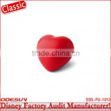 Disney factory audit manufacturer's heart shaped stress ball 142032                                                                         Quality Choice