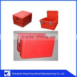 UV 8.0 plastic styrofoam ice box rotomolding mold