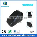 Wholesale Alibaba phone accessories usb home charger wirh led light consumer electronics