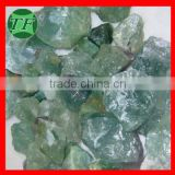 natural green fluorite crystal ball sphere