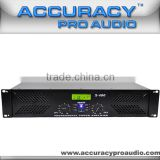 400W High Power Good Price DJ Amplifier For Sale X-400